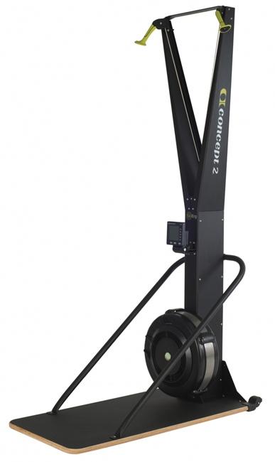 SkiErg Concept2 PM5 čierny voľne stojaci