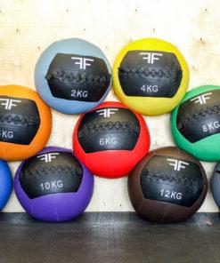 Wallball medicinbal 2kg