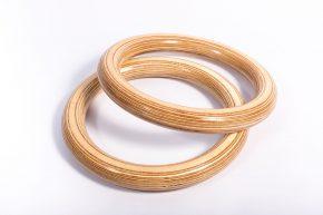 Gymnastické kruhy - lodný lak